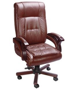 Buy Divano Brown Color Modular Office Chair DM969 Online in India at ...