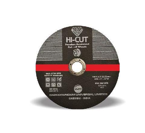 Cumi 14 inch Hi Cut Chop Saw Wheel ( abr_cut_csw_016 )
