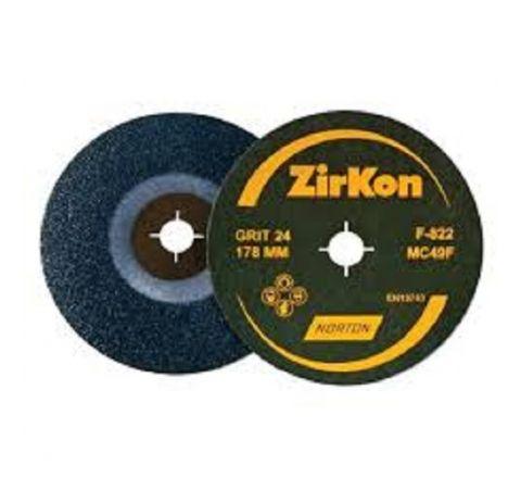 Norton 5 Inch Zirkon Coated Fibre Disc 127 X 22.23 mm ( abr_fla_fwm_002 )