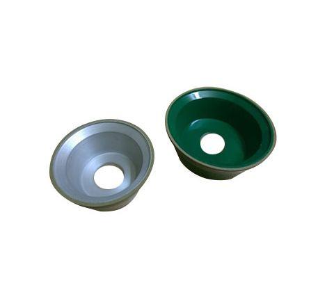 Sankalp Diamond Resin Bonded Flaring Cup Wheel, D1149, 100 mm ( abr_gri_scg_001 )