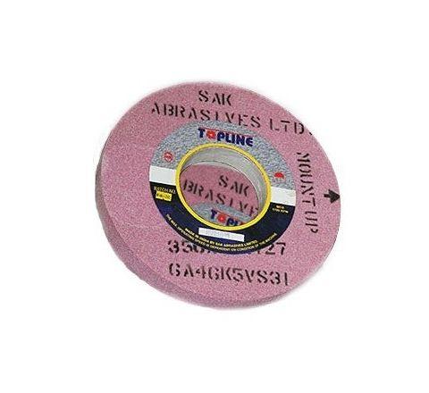 Topline 10 Inch Medium Thread And Gear Grinding Wheel 250 x 25 x 31.75 mm, OH24 ( abr_gri_sgw_006 )