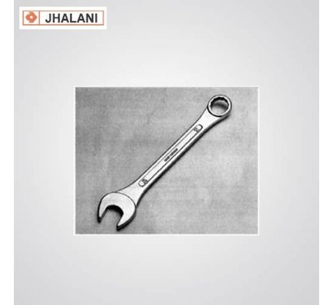 Jhalani 25 mm Full Polished Open And Box End Spanner-111 HT_SPA_1599