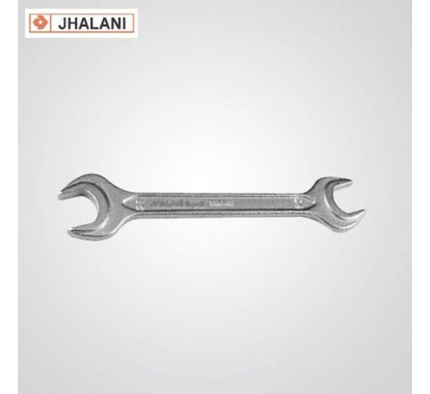 Jhalani 8x9 mm Double Ended Open Jaw Spanner-12 HT_SPA_1615