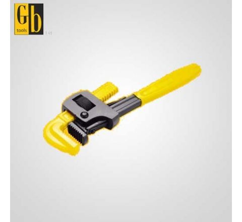 Gb Tools 14 inch Carbon Steel Stillson Type Pipe Wrench-GB-2201 HT_WRN_514