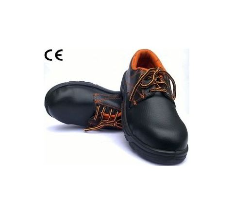 Safari Pro Safex 8 No. Black Steel Toe Safety shoes