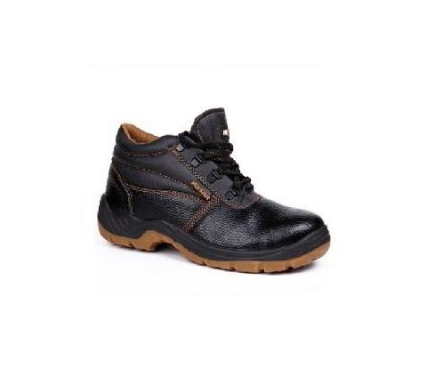 Hillson Workout 8 No Black Steel Toe Safety Shoes