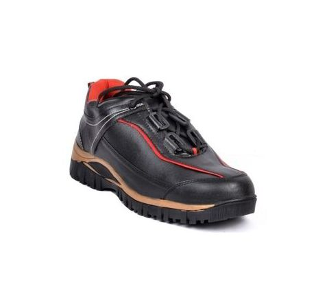 Wonker SR-0003 10.0 No. Black Colour TLX Steel Toe Shoes