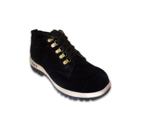 JK PORT TALENTL 9 No. Black Steel Toe Safety shoes