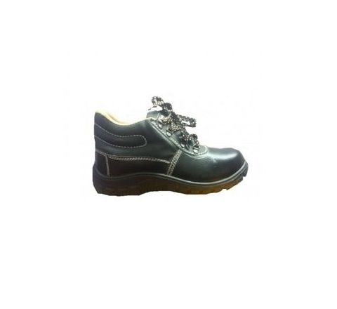 Safari Pro TYSON 10 No. Black Steel Toe Safety shoes