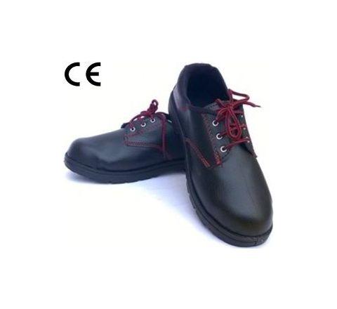 Safari Pro Arrow 9 No. Black Steel Toe Safety shoes