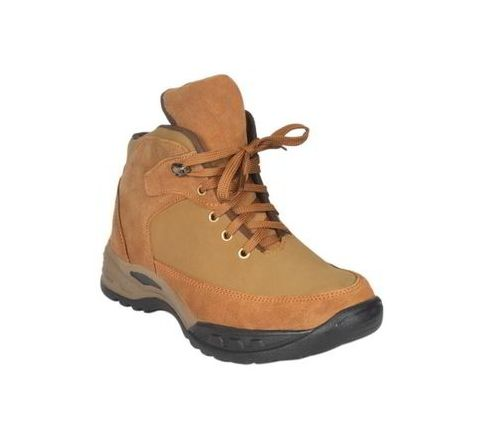 JK PORT JKP089TAN 9 No. Tan Steel Toe Safety shoes