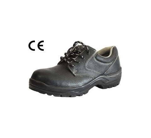 Bata Bora(825-6038) 10 No. Black Steel Toe Safety Shoes