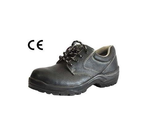 Bata Bora(825-6038) 5 No. Black Steel Toe Safety Shoes