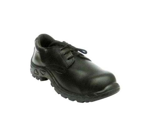 Safari Pro Ecco 10 No. Black Steel Toe Safety Shoes