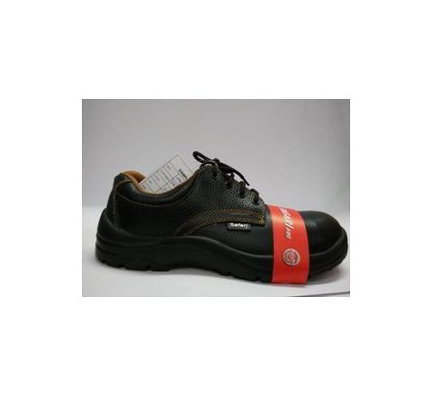 Safari Pro A999 6 No. Black Steel Toe Safety shoes