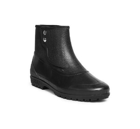 Hillson 7 STAR 10 No Black Plain Toe Boots