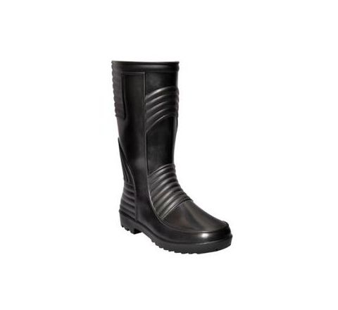 Hillson Welsafe 10 No Black Plain Toe Gumboots