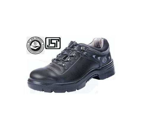 Bata Endura G-sport(836-4243) 6 No. Black Steel Toe Safety Shoes