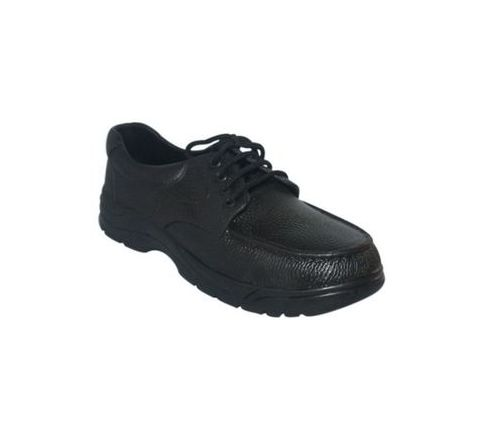 Bata PVC-L/C 10.0 No. Black Steel Toe Safety Shoes