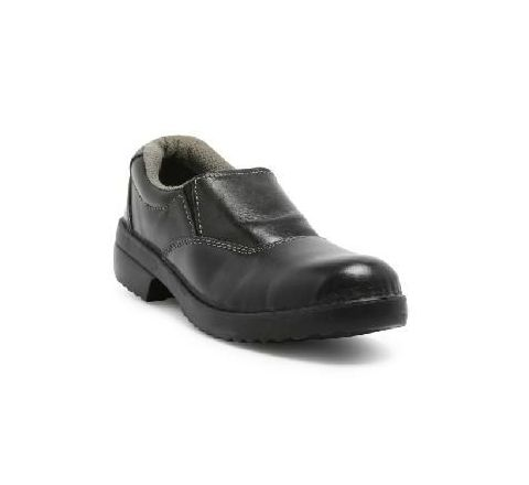 Hillson LF2 ladies 6 No Black Steel Toe Safety Shoes