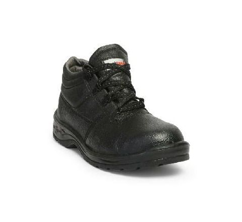Hillson Rockland 6 No Black Steel Toe Safety Shoes