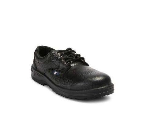 Allen Cooper AC-1150 7 No. Black Steel Toe Safety Shoes