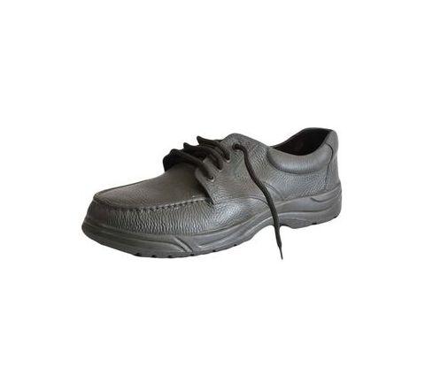 Bata PVC-L/C(822-6023) 9 No. Black Steel Toe Safety Shoes