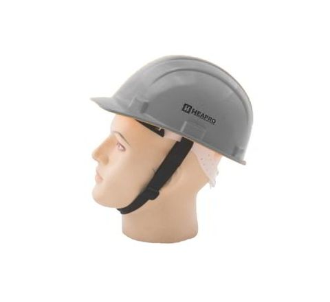 Heapro HSD-001(grey) Nape Hard Helmet pack of 5