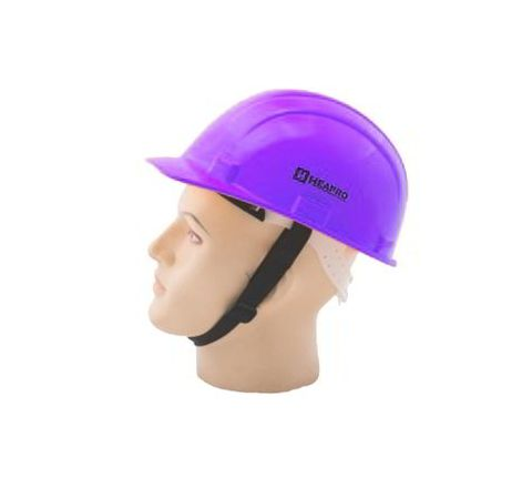 Heapro HSD-001(violet) Nape Hard Helmet pack of 5