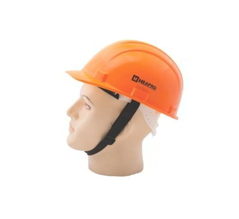 Heapro HSD-001(orange) Nape Hard Helmet pack of 5