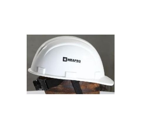 Heapro HR-001(White) Ratchet Hard Helmet pack of 5