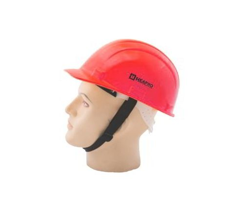 Heapro HR-001(red) Ratchet Hard Helmet pack of 5