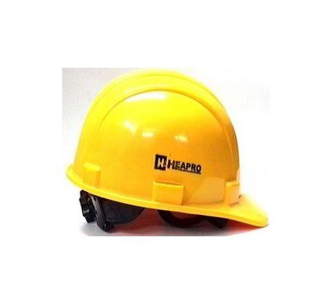 Heapro HR-001(Yellow) Ratchet Hard Helmet pack of 5