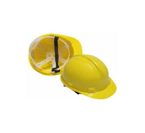 Prima Yellow Hard Helmet PSH01 Pack of 5