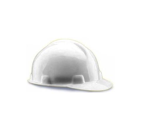 Udyogi White Hard Helmet UI 1211 Pack of 5
