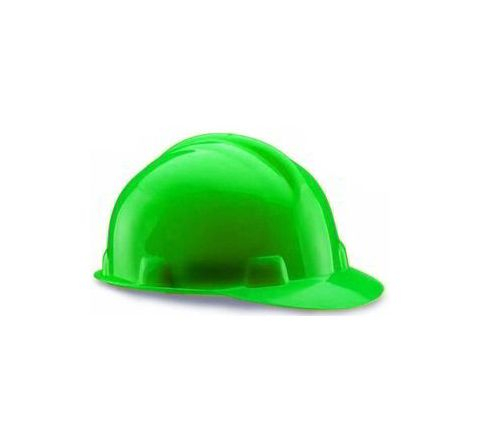 Udyogi Green Hard Helmet UI 1211 Pack of 5