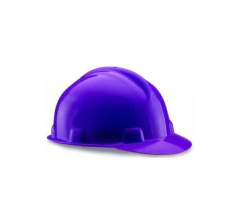 Udyogi Violet Hard Helmet UI 1211 Pack of 5