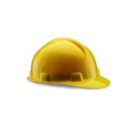 Udyogi Yellow Hard Helmet UI 1211 Pack of 5