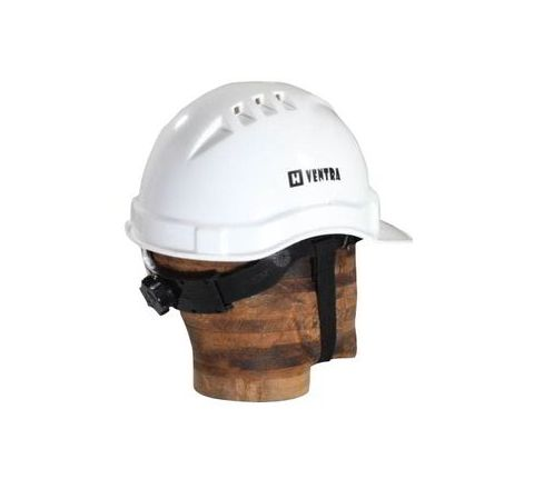 Heapro White Ratchet Type Safety Helmet VLD-0011