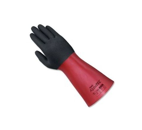 Ansell Chemical Resistant Gloves 11 Pack of 72 Pair AlphaTec 58-535
