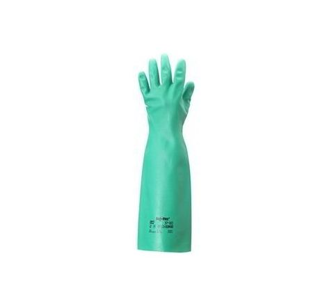 Ansell Chemical Resistant Gloves 10 Pack of 144 Pair Solvex 37-185