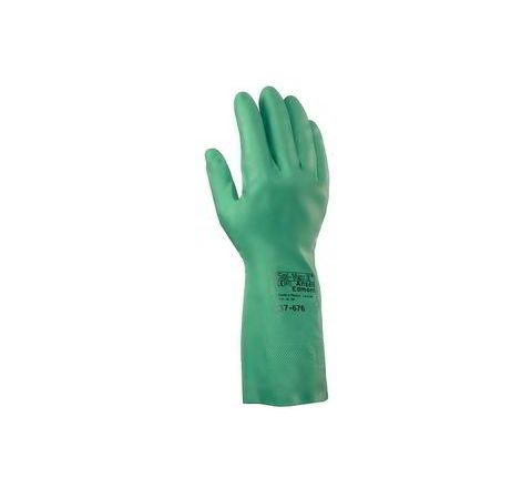 Ansell Chemical Resistant Gloves 10 Pack of 144 Pair Solvex 37-676