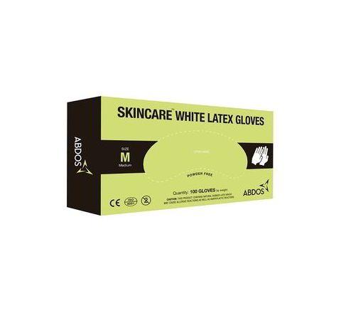 Abdos Skincare Gloves Medium Pack of 100 Pair U20345
