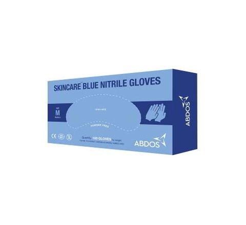 Abdos Skincare Gloves Medium Pack of 100 Pair U20342