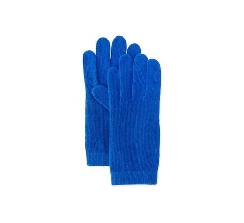 Alamdar Knit Gloves-blue, 14 Inch Pack of 10 Pair AE 309
