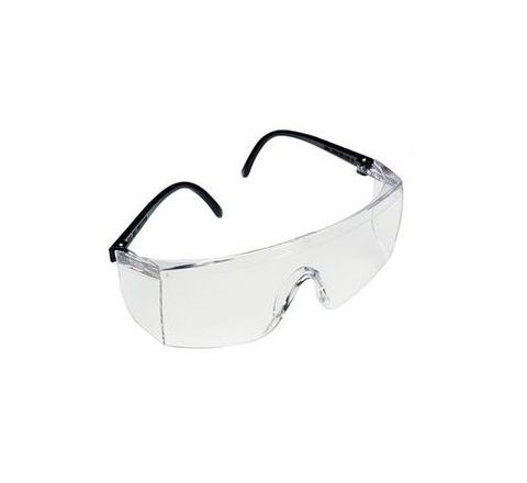 3M 1709IN Anti-Scratch Clear Safety Goggles Pack of 5