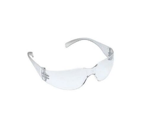 3M 11880.0 Hard Coat Clear Temples Clear Safety Spectacle Pack of 100