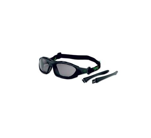 UFS ES 112 Smoke Safety Glasses Pack of 1