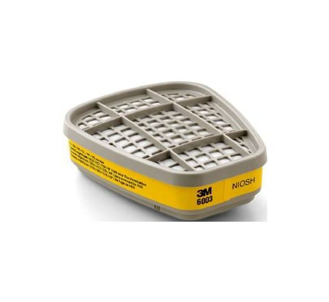 3M 6003 Yellow Organic Vapor Cartridge