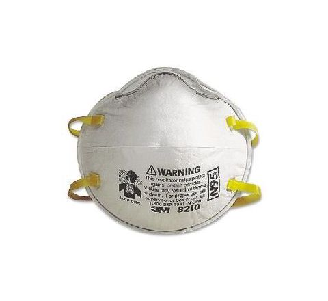 3M 8210 Particulate Respirator Pack of 240